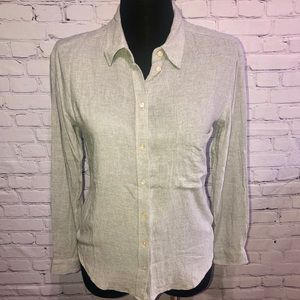 Wilfred Free button down lightweight shirt